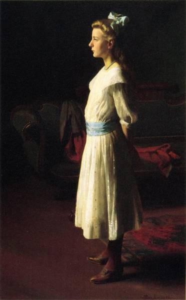 Portrait of Maragaret Perot